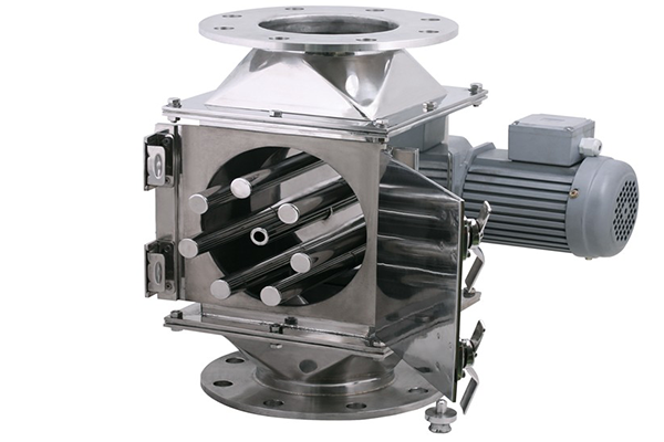 Tách từ Rotary Magnetic Separator